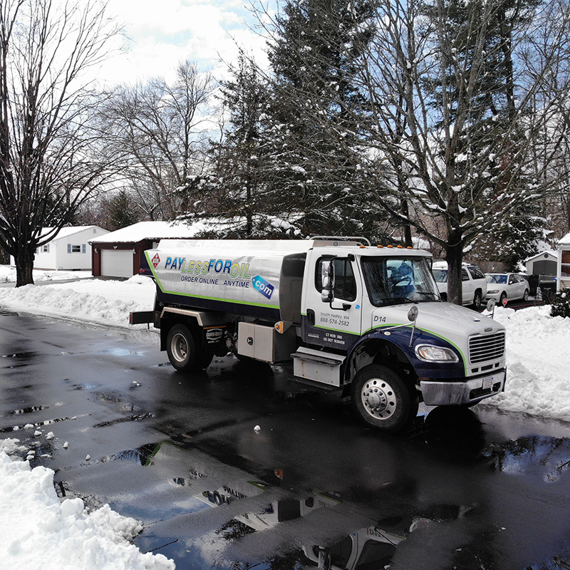 Heating Oil Delivery Guarantee